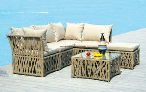 Garden Synthetic Rattan Furniture Set Wicker Outdoor Wicker Furniture pictures & photos