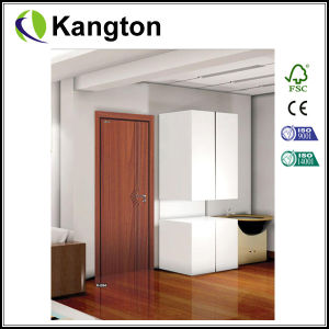 Eco-Friendly Free Paint Interior PVC Door (PVC laminated door) pictures & photos