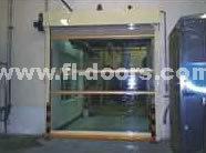 High-Speed Roll-up Door