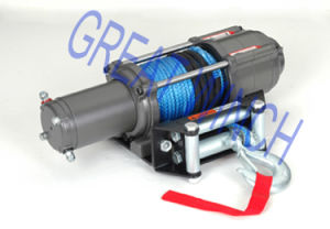 DC 12V UTV Electric Winch with 4500lb Pulling Capacity pictures & photos