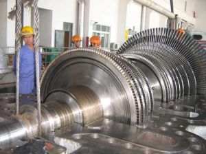 6000kw Back Pressure Turbine