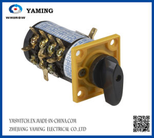 Combination Isolation Circuit Transfer Switch (Hz5B-20/4DG)