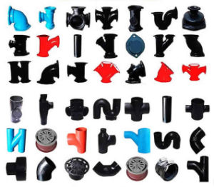 Cast Iron Dwv Soil Pipe Fittings pictures & photos