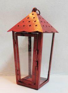 Metal Decoration / Candleholder / Lantern