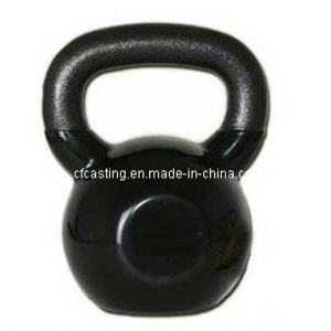 Cast Iron Kettlebell with Steel Handle pictures & photos