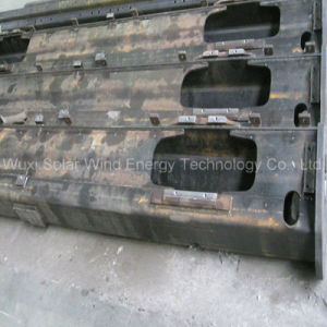 Hot Rolled Plate CNC Shearing