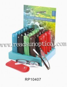 Plastic Reading Glasses With Display (RP10407) pictures & photos