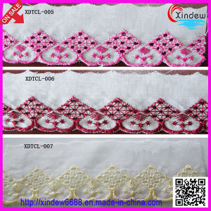 Embroidery Lace (XDTCL-002) pictures & photos