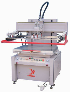 Vertical Semi-Automatic Screen Printing Machine of High Precision