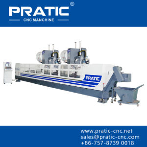 CNC Aluminum Window Structure Frame Milling Machinery-Pratic pictures & photos
