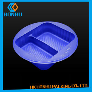 The Bright Thin PP Environmental Plastic Food Packaging