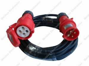 Industrial Waterproof Power Cord 5 Core pictures & photos