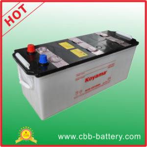 Automobile Battery Car Battery N135-Mf-135ah 12V pictures & photos