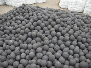 65mn and 75mncr Material Grinding Media (dia130mm) pictures & photos