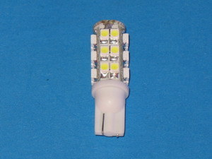 Auto LED Lamp Lights with T10-25SMD