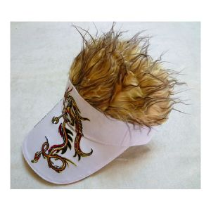 Wholesale Golf Visor in Whtie (Free Shipping for 30PCS) pictures & photos