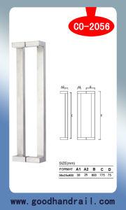 Door Fittings (CO-2056) /Glass Door/ Door Handle pictures & photos