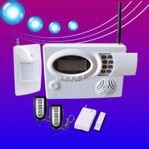 Wireless Home GSM and Pstn Security Alarm System (BT-108GSM)