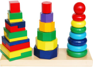 Wooden Toys / Bricks (HSG-T-106)