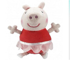Soft Toy Pig (ER097)