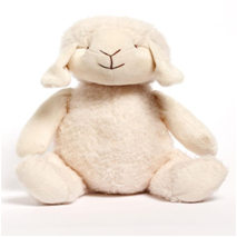 Stuffed Toy Lamb (ER103)