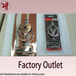 Zinc Alloy Door Knocker with Door Viewer (ZH-339)