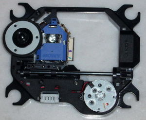 DVD Laser Head (KHM-313AAA, KHM-313AHC, KHM-280AAA)
