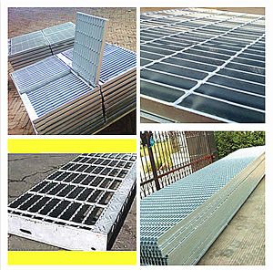 Top Quality Galvanized Steel Grating pictures & photos