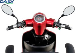 1000W Strong Power High Speed 3 Wheels Electric Mobility Scooter with 16inch Wheels pictures & photos