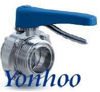 Butterfly Valve (08 Style Handle) (20213)