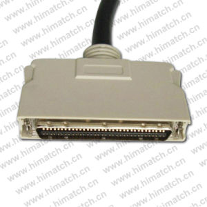 SCSI Hpcn 68pin Cable Socket Connector pictures & photos