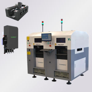 High-Precision Multi-Function Pick and Place Machine T8 for PCB Surface Mounting pictures & photos