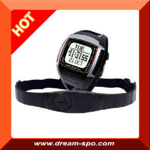 GPS Watch with 2.4GHz Heart Rate Monitor for All Outdoor Activities (DNEO) - 1