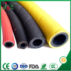 OEM Silicone/EPDM Rubber Hose Tube Pipe with Heat Resistant Pressure pictures & photos