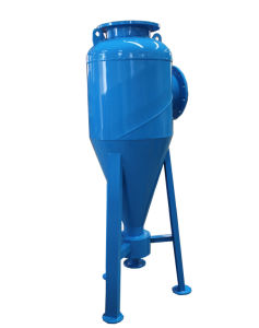 Cyclonic Water Filter Sand Blasting Machine pictures & photos