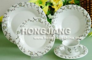 20pcs Dinner Set (HJ008YX001) pictures & photos