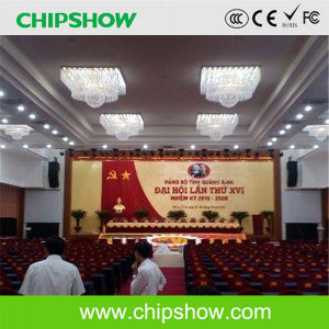 Chipshow Shenzhen RGB Full Color Indoor P4 LED Screen pictures & photos