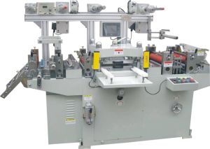 Dp-520 Multi-Function Automatic Label Die Cutting Machine pictures & photos
