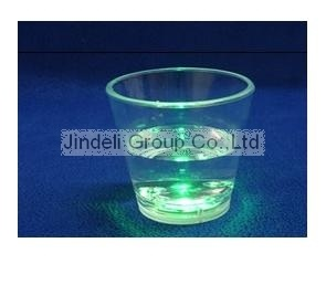 Promotional Shot Glass/Small Wine Cup/Shinning Glass Cup/Flash Cup (Could Print Logo) (RH01)