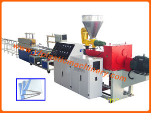 PVC Ceiling Panel Extrusion Line (SJSZ51/105 Extruder)