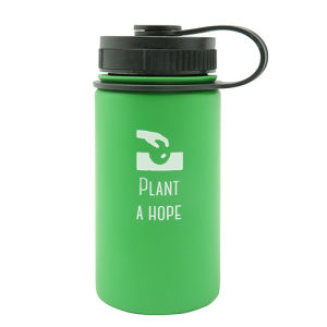 Stainless Steel Vacuum Sports Bottle with Loop 360ml pictures & photos