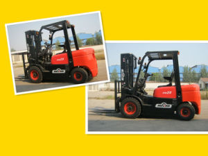 2.0ton China Diesel Forklift Truck with Optional Items