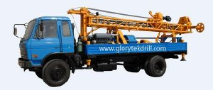 Gl-Iia Truck Mounted Drilling Rig pictures & photos