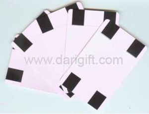 Magnetic Cleaning Card