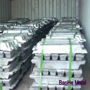 Mg Ingot 99.99% with High Quality Lowest Price (Magnesium)