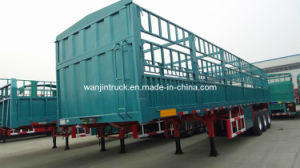 12.5m Fence Semi-Trailer pictures & photos