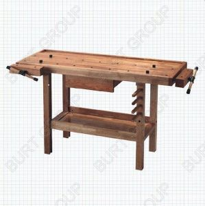 Wooden Bench with Oak Material (WB-13O) pictures & photos
