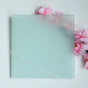 Milkwhite Laminated Glass pictures & photos