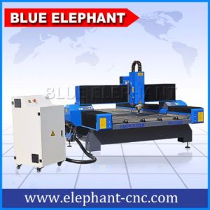 Ele 1325 Marble Stone Engraving CNC Router, 3D Stone Carving CNC Routers From China pictures & photos
