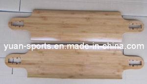 Durable 5 Layer Bamboo Skateboard Deck